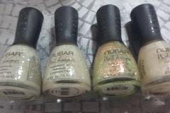 Venta: Esmaltes  glitter de Nubar