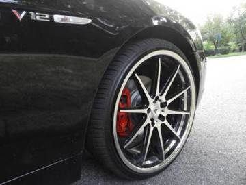 Selling: 22x9 & 22x10.5 | 5x120 | BMW Chrome Wheels with new tires
