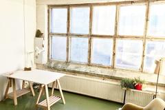 Renting out: Työhuone tarjolla MAALIS-HUHTIKUUKSI Pälkäneentie 13.