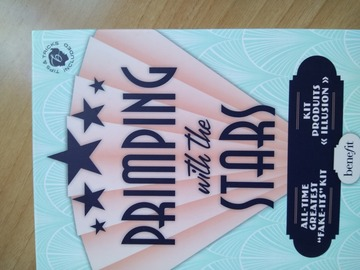 Venta: primping with the stars kit Benefit