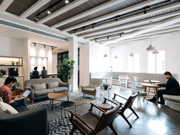 Paid: Day Pass - *Inspiring Coworking Space at Duxton Road