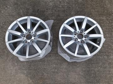 Selling: 17x8.5 | 5x120 | BMW 328i OEM Rear Wheels