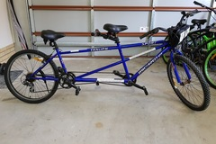 Daily Rate: TANDEM MOUNTAIN BIKE