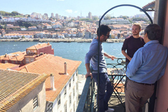 Workspace Profile: Porto i/o Riverside
