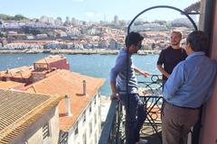 Työhuoneprofiili: Porto i/o Riverside
