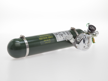 Parts For Sale: 9914067-47 Portable oxygen bottle assy