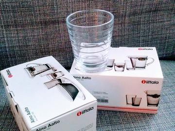 Myydään: Iittala Aino Aalto tumbler 22 cl glasses