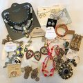 Bulk Lot: 200 PIECES DESIGNER NAME BRAND JEWELRY-  Erica Lyons, Expres