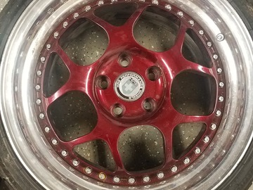 Selling: 17x9 | 5x112 | HRE 541
