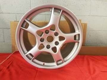 Selling: 19x11 | 5x130 | OEM Porsche Lobster Claw (2)