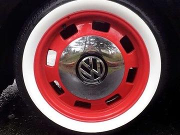 Selling: 17x? | 5x112 | OEM VW Heritage (white walls)
