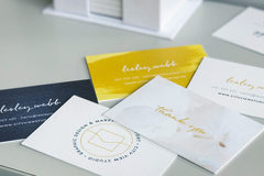Business Services: Business Cards - $120 + GST