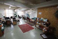 Renting out: Vapaita pöytäpaikkoja Pasilan Typpilaaksossa