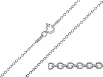Buy Now: 144 PCS Fine Cable Chains Sterling Silver Plated in USA