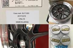 Selling: FS:NEW BBS LM341 19' 5x100 8.5J ET30