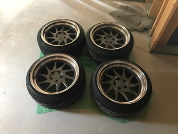 """Selling: 17"""" Rotiform ozt 2 piece"""