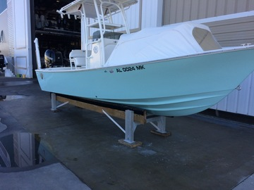Offering: Boat Detailing - Naples, FL