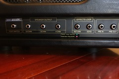 Renting out: Panama Fuego Guitar Amp Head