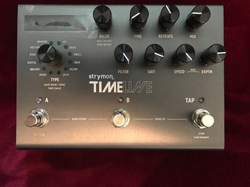 Renting out: Strymon Timeline Delay pedal