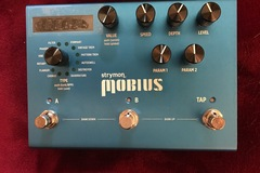 Renting out: Strymon Mobius Modulation pedal
