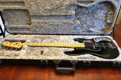 Renting out: Fender American Elite Jazz Bass