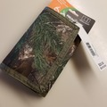 Sell: 24 REALTREE MEN'S SPORT TRIFOLD CANVAS WALLETS $480 VALUE