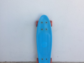 Daily Rate: Penny Skateboard