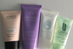 Venta: Set limpiadoras faciales Oilixia, Aurelia, Clinique