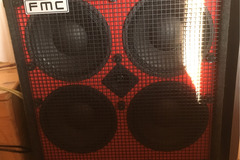 Renting out: FMC 410 CL Bass Cabinet