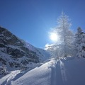 Experience: Snowshoeing for max. 6 persons