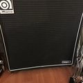 Renting out: Ampeg 4X10 Bass Cab