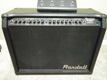 Renting out: Randall rg100sc 2x12 combo