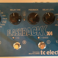 Renting out: tc electronic Flashback x4 Delay