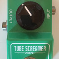 Renting out: Ibanez Tube screamer mini