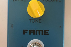 Renting out: Fame Tube Steamer