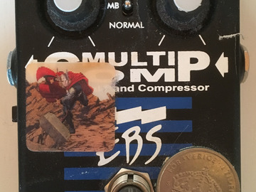 Renting out: EBS Multi Comp Compressor