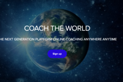 Website Announcement: 1. Apply for Coaches / Your Virtual Office