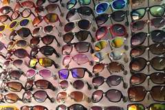 Buy Now: (200) Men & Women PVC Fashion Sunglasses With Assorted Style