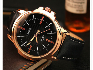 Sell: (20)New YAZOLE Men's Designer Luxury Watches