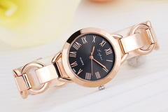 Sell: (28)New Rose Gold & Silver Bracelet Watches for Women