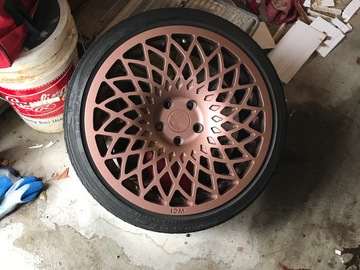 Selling: 18x9.5 | 5x112 | Watercooled W10 mint condition