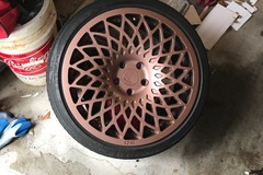 Selling: 5x112 18x9.5 watercooled w10 mint condition