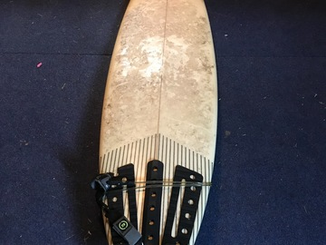 For Rent: Fast wave board for 2-4 ft days
