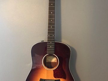 Renting out: Taylor 210e Acoustic Electric