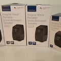 Bulk Lot: 4 x Insignia Voice & Portable Speakers ‑ Wireless w/ Google