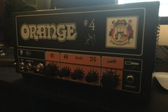 Renting out: Orange Jim Root Terror Head