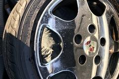 Selling: Porsche wheels