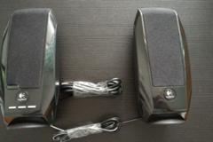 Myydään: Logitech speakers