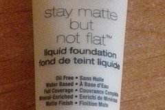 Venta: Nyx stay matte but not flat