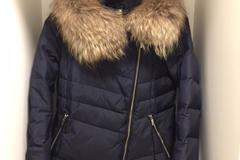 Myydään: Duck Down parka jacket for a woman